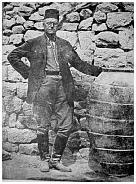 Professor Bedřich Hrozný on site